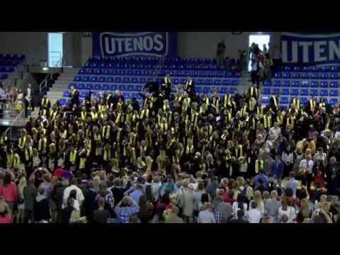 Kuo išskirtinės studijos Utenos kolegijoje?