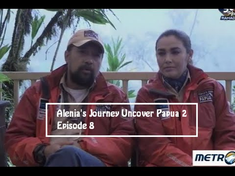 ALENIA'S JOURNEY UNCOVER PAPUA 2 (Episode 8) 22 Mei 2016. 'Suasana Tambang Bawah Tanah PT Freeport'.