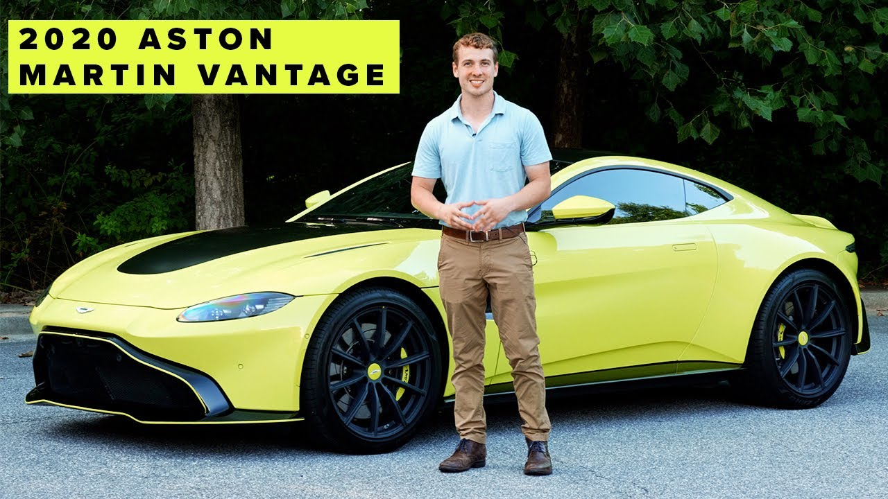 The 2020 Aston Martin Vantage | Review