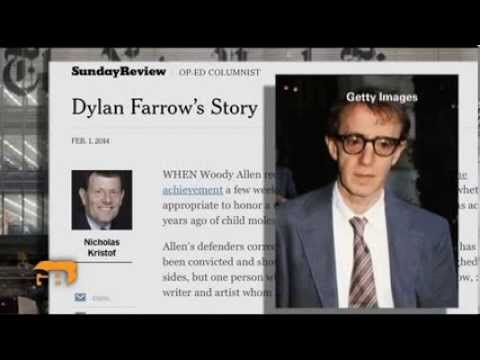 Beat the Press Video: Publishing Dylan Farrow's Allegations