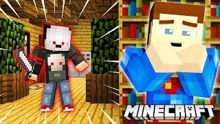 NAJLEPSZA KRYJÓWKA PRZED MORDERCĄ!! - Murder Mystery w Minecraft