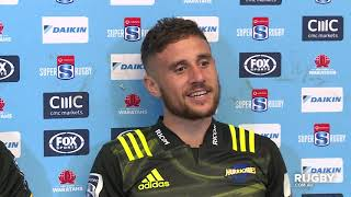 Super Rugby 2019 Round One: Hurricanes press conference