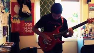 gory head stump buckethead cover by 14 year old