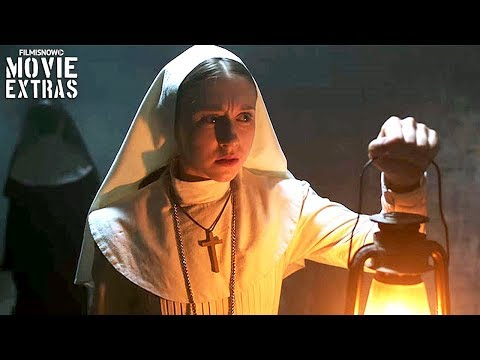 THE NUN   All Release Clip Compilation & Trailers (2018)