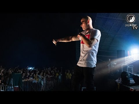 Paluch - Cardio (Live @Mazury Hip-Hop Festiwal Giżycko 2018, Popkiller.pl)
