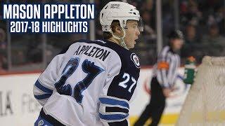 Mason Appleton | 2017-18 Highlights