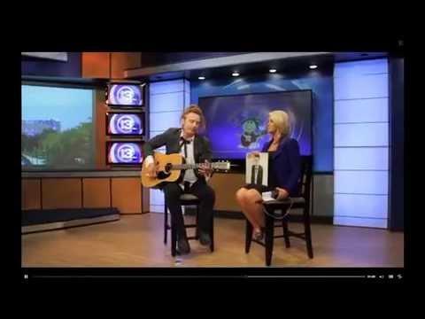 Tommy Brunett TV Interview for Fairport Music Festival