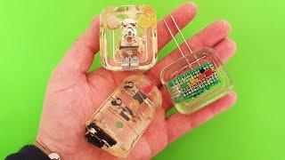 Top 6 Experiments DIY Homemade Gadgets