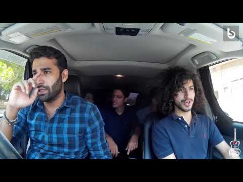 Carpool Karaoke With Kashmir And Badnaam From Pepsi Battle Of The Bands