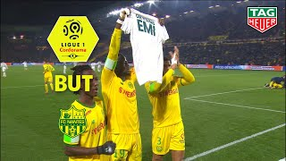 But Majeed WARIS (70') / FC Nantes - AS Saint-Etienne (1-1)  (FCN-ASSE)/ 2018-19