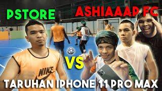 Atta Saaih Thariq VS Ps Store!!! Taruhan IPHONE 11 PROMAX ..