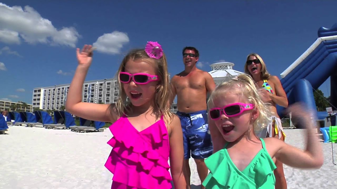 Best Florida Beach Resort For Family Adventure On St Pete You