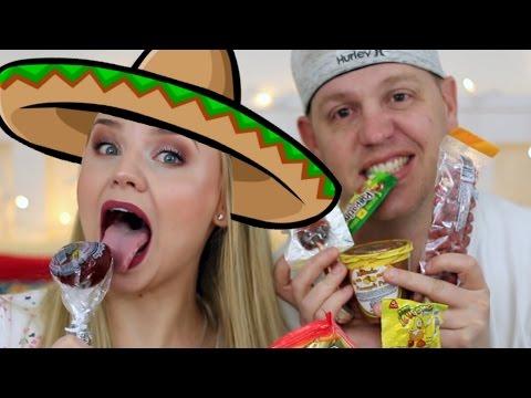Ioana (si Brad) testeaza: Dulciuri Mexicane! 🌶