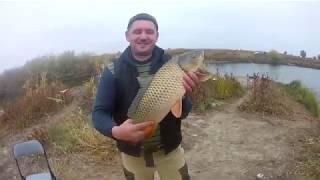 Все хотят на такую рыбалку осенью.