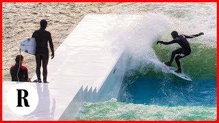 Il surf a Milano arriva all&#39Idroscalo la prima wave pool d&#39Italia