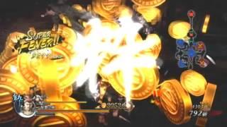 特別実績 柴田勝家が出現後、1分以内に撃破する 怨魂落月が落下する前に...