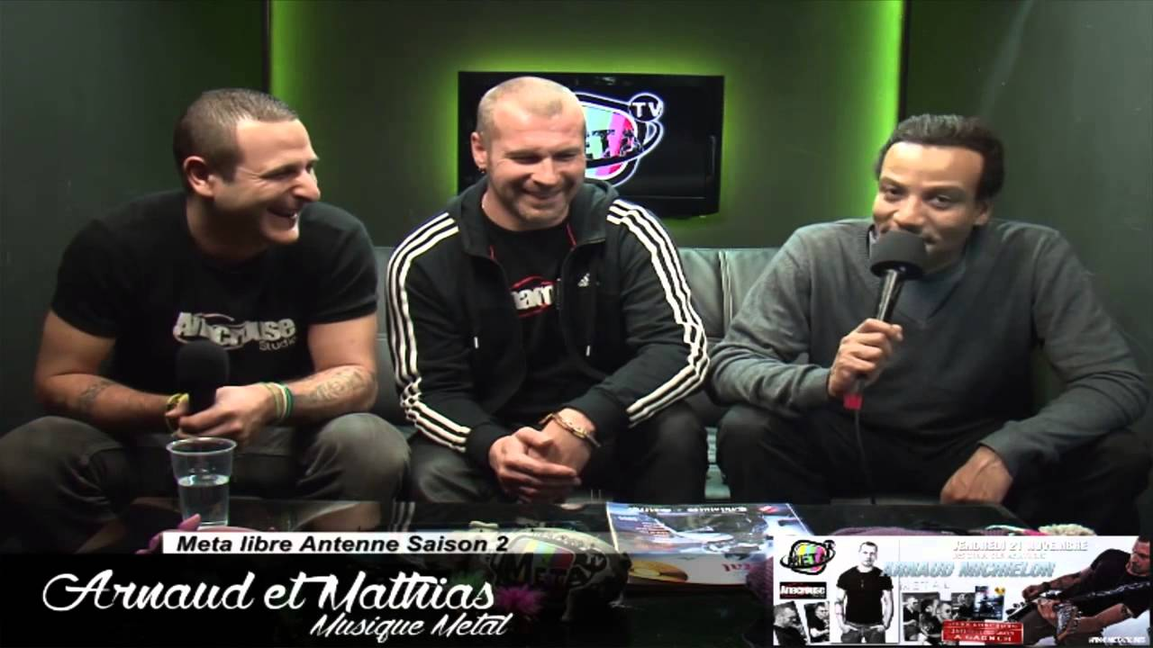 Download 03 Arnaud Michielon  A la dcouverte du RockMetal  Meta TV34
