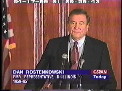 Dan Rostenkowski, Representative, State of Illinois