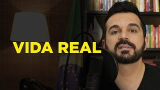 VIDA REAL É MELHOR QUE VIDA DIGITAL?