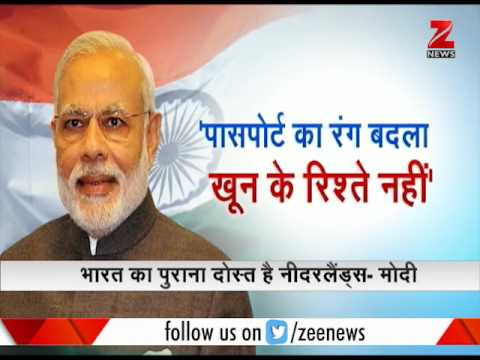 PM Modi ends 3-nation tour; know what he said to Indians in Netherlands