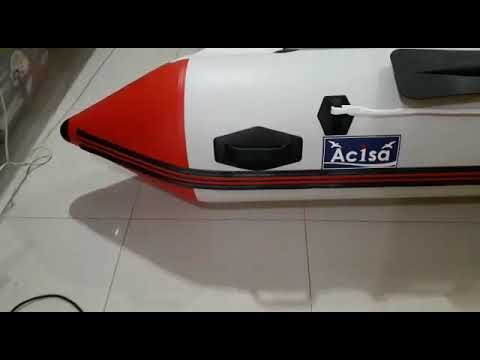 Perahu karet ACISA dengan Mehler Fabric- Germany www.acisa.biz