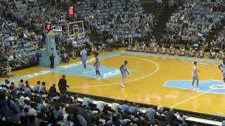 Late Night With Roy UNC Basketball Scrimmage III