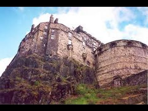 Most Haunted Places In The world :Edinburgh Castle – Edinburgh, Scotland