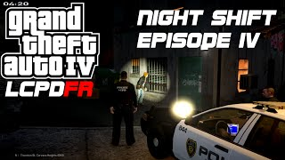 GTA IV LCPDFR 1.1 Night Shift IV