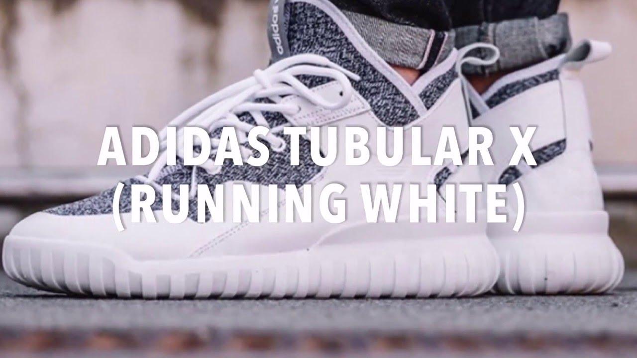 Tubular X White