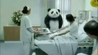 パンダを拒まないでください。Panda Cheese  TV CM