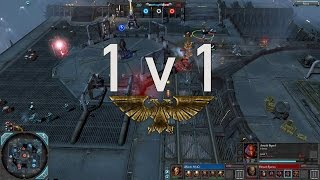 Dawn of War 2: Retribution - 1v1 | Sindri Myr [vs] Blessed Spartan