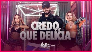 Credo, que Delícia - Kevinho | FitDance TV (Coreografia Oficial) Dance Video