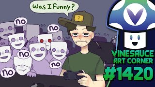 [Vinebooru] Vinny - Vinesauce Art Corner #1420