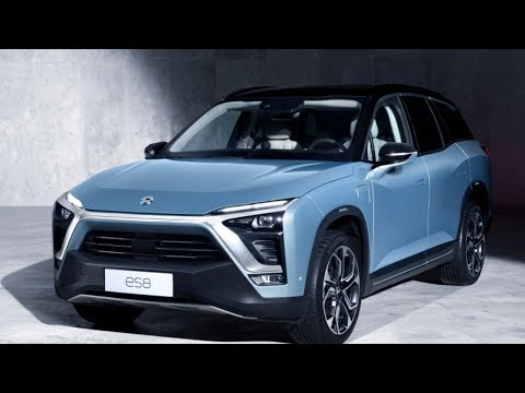 Chinese EV startup NIO hires banks for $2 billion U.S. stock IPO