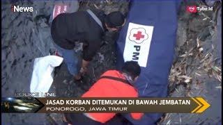 Kabur dari RS, Anggota Polsek Somoroto Ditemukan Tewas di Bawah Jembatan - Police Line 20/05
