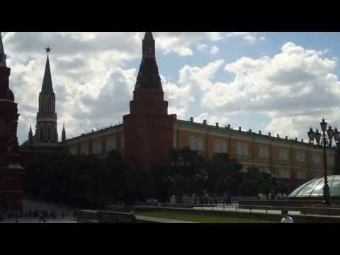 Visiting the Kremlin a Second Time