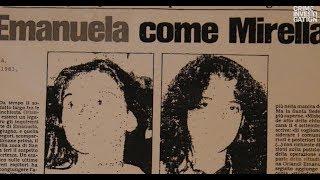 "Mirella Gregori - Emanuela Orlandi Docufilm ""Scomparsi"""
