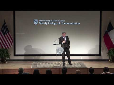 UT System Chancellor William H. McRaven delivers inaugural Communication and Leadership Lecture