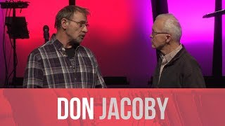 Stories From the Seats - Don Jacoby