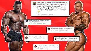 Blessing Awodibu VS Iain Valliere: The Whole Bodybuilding World Reacts
