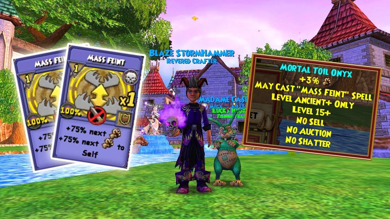 Onyx wizard101