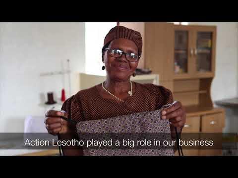 Eliza Craft : Handmade In Lesotho