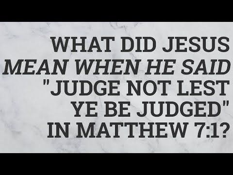 50+ Bible Quotes About Not Judging Others
