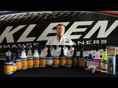 Bio-Kleen Products - Marine In-Service