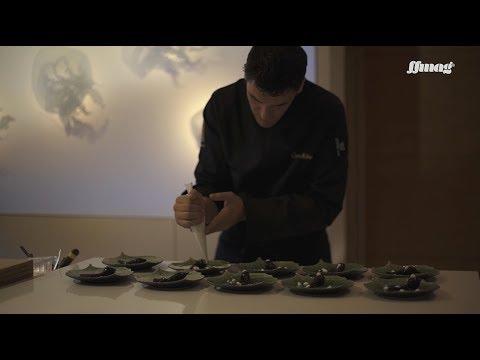 Interview | Óscar Molina, executive chef at the La Gaia restaurant in Ibiza Gran Hotel.