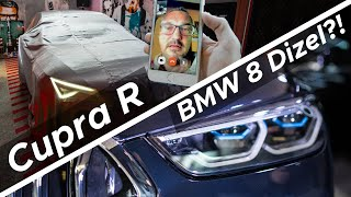 NAJBRŽA CUPRA DO SAD I BMW 8 DIZEL!? - PH tura po Vojvodini