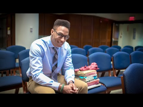going-to-grad-school---it's-possible:-leroy-johnson-jr.-g'19