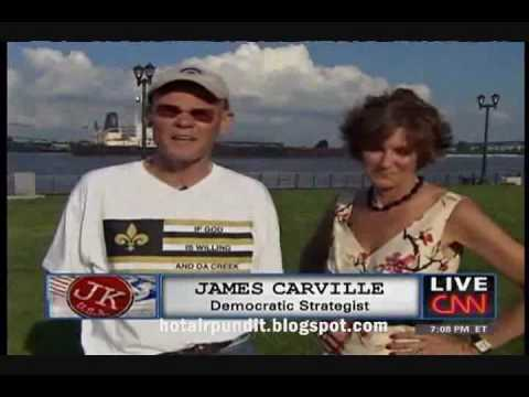 James Carville Goes Off on Fareed Zakaria