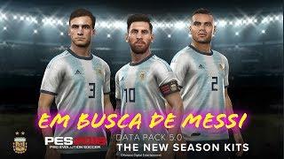 Messi Pesdb
