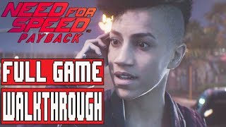 NEED FOR SPEED PAYBACK Full Game Gameplay Walkthrough